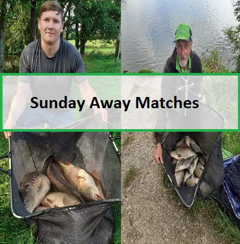 sunday away matches